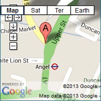 Angel Smile Dental MAP