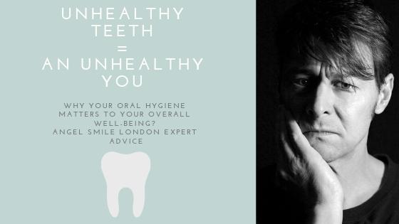 Unhealthy teeth equals an unheatlthy you