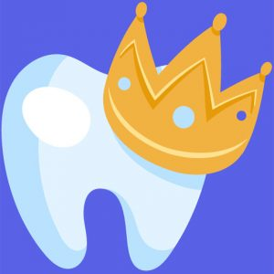 Tooth Crown - Restore Broken Tooth