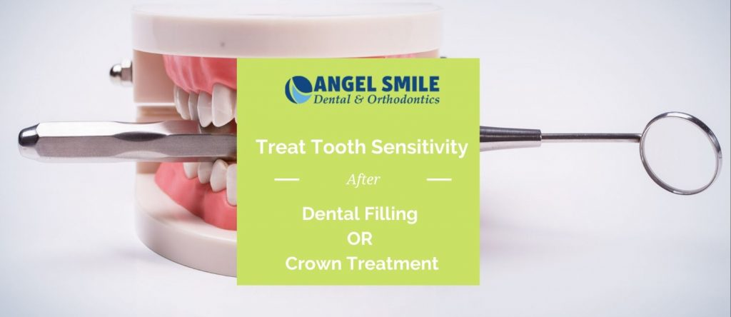 Treat Tooth Sensitivity